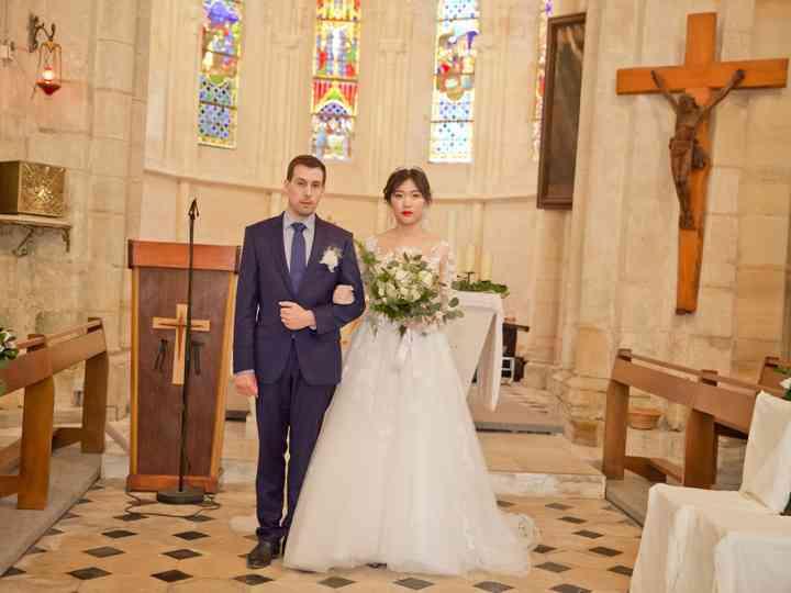 Le mariage de Damien et LuLu