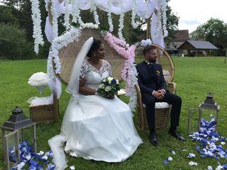 Le mariage de Clarisse et Maxime