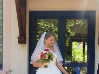 Le mariage de Aliénor  et Sofian 1