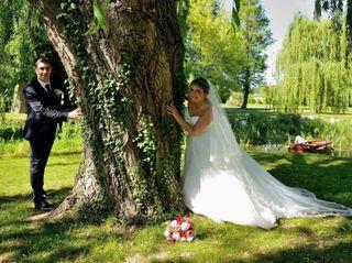 Le mariage de Aliénor  et Sofian