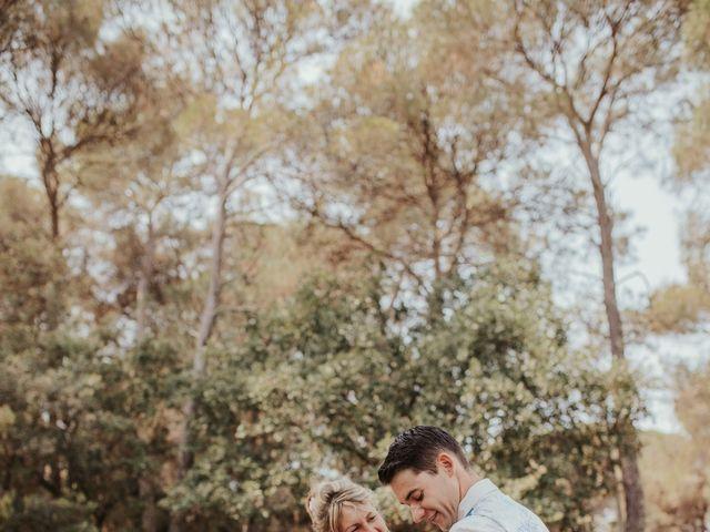 Le mariage de Thibault et Océane à Roquebrune-sur Argens, Var 5