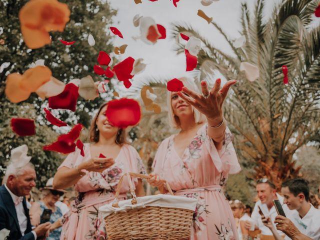 Le mariage de Thibault et Océane à Roquebrune-sur Argens, Var 39