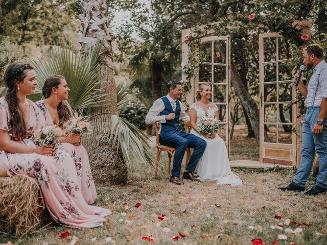 Le mariage de Thibault et Océane à Roquebrune-sur Argens, Var 45