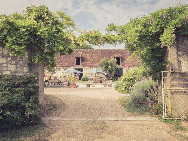 Le mariage de Rodolphe et Mona à Cussay, Indre-et-Loire 1