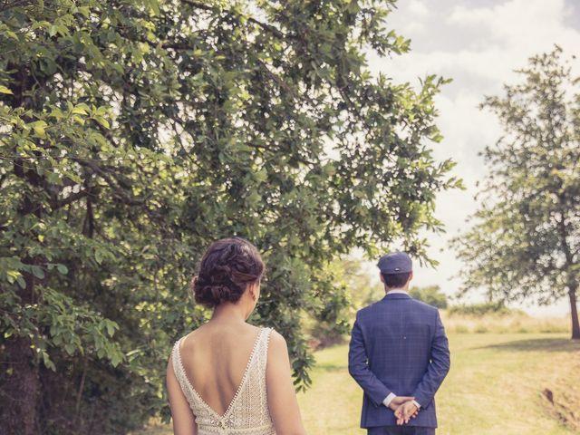 Le mariage de Rodolphe et Mona à Cussay, Indre-et-Loire 18