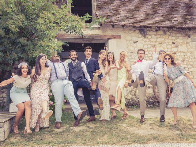 Le mariage de Rodolphe et Mona à Cussay, Indre-et-Loire 35