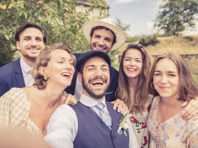 Le mariage de Rodolphe et Mona à Cussay, Indre-et-Loire 36