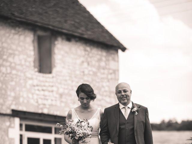 Le mariage de Rodolphe et Mona à Cussay, Indre-et-Loire 42