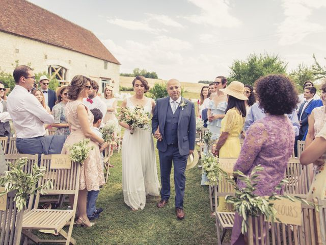 Le mariage de Rodolphe et Mona à Cussay, Indre-et-Loire 44