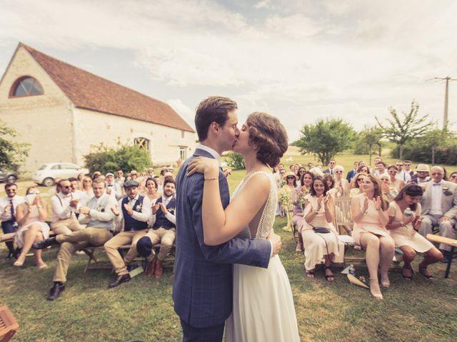 Le mariage de Rodolphe et Mona à Cussay, Indre-et-Loire 63