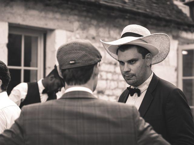 Le mariage de Rodolphe et Mona à Cussay, Indre-et-Loire 76