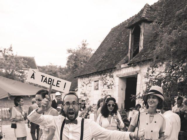Le mariage de Rodolphe et Mona à Cussay, Indre-et-Loire 90
