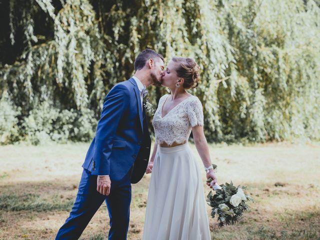Le mariage de Christophe et Emilie à Santeuil, Eure-et-Loir 16
