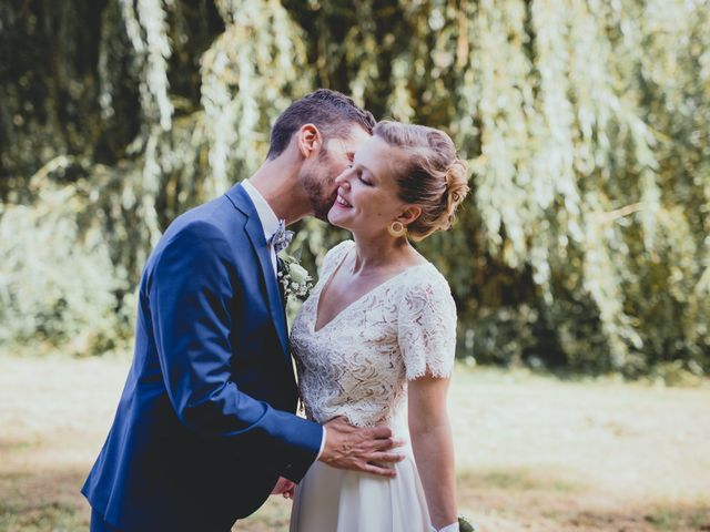 Le mariage de Christophe et Emilie à Santeuil, Eure-et-Loir 17