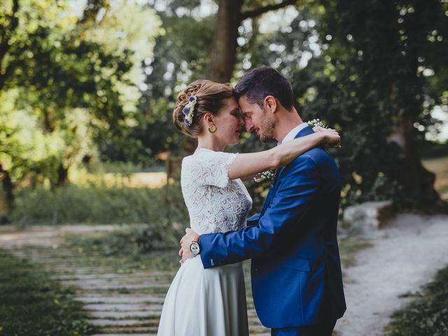 Le mariage de Christophe et Emilie à Santeuil, Eure-et-Loir 18