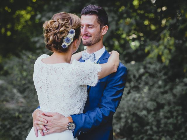 Le mariage de Christophe et Emilie à Santeuil, Eure-et-Loir 19