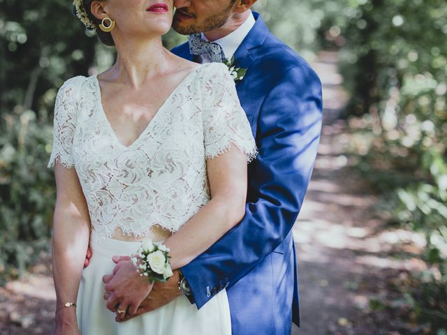 Le mariage de Christophe et Emilie à Santeuil, Eure-et-Loir 21