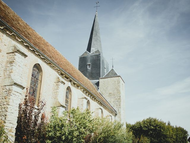 Le mariage de Christophe et Emilie à Santeuil, Eure-et-Loir 23