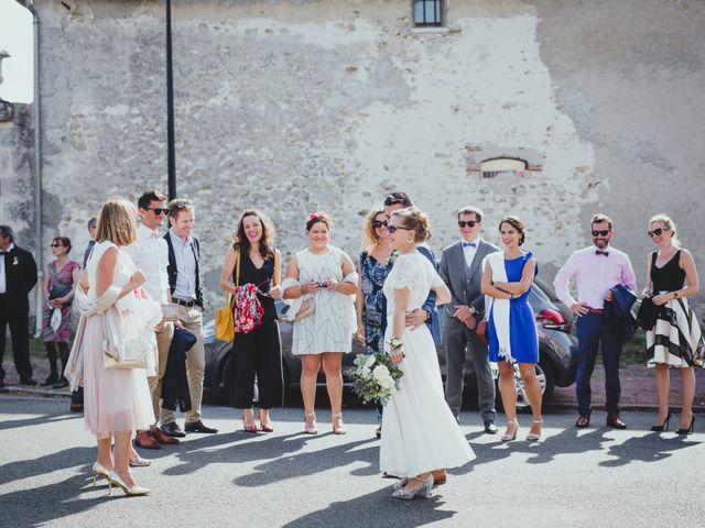 Le mariage de Christophe et Emilie à Santeuil, Eure-et-Loir 24