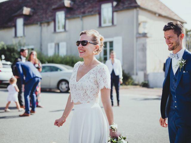 Le mariage de Christophe et Emilie à Santeuil, Eure-et-Loir 25