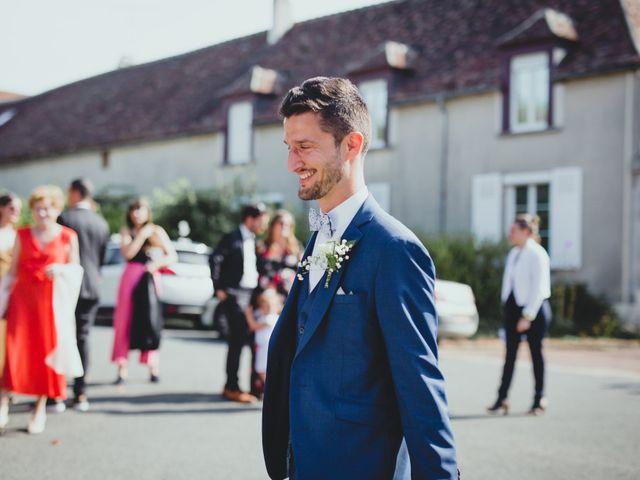 Le mariage de Christophe et Emilie à Santeuil, Eure-et-Loir 26