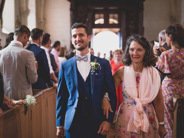 Le mariage de Christophe et Emilie à Santeuil, Eure-et-Loir 27