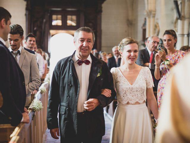 Le mariage de Christophe et Emilie à Santeuil, Eure-et-Loir 28
