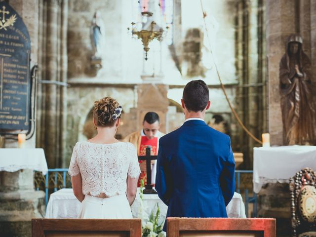 Le mariage de Christophe et Emilie à Santeuil, Eure-et-Loir 29