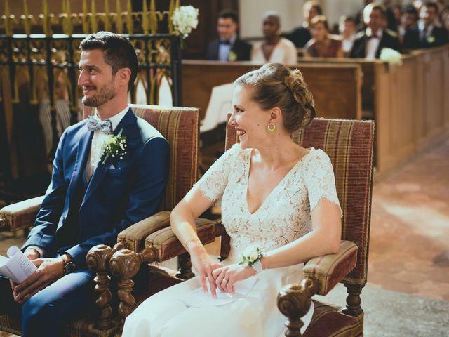 Le mariage de Christophe et Emilie à Santeuil, Eure-et-Loir 31