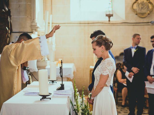 Le mariage de Christophe et Emilie à Santeuil, Eure-et-Loir 34