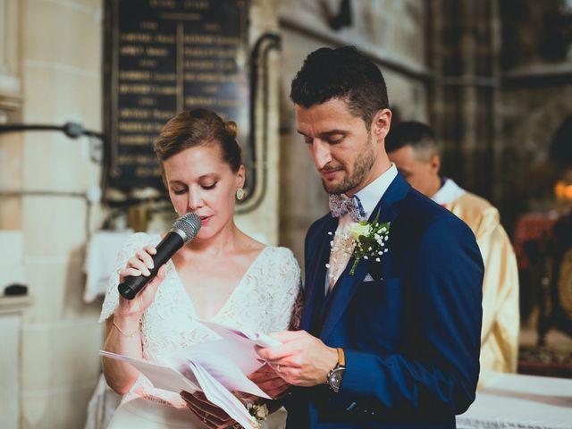 Le mariage de Christophe et Emilie à Santeuil, Eure-et-Loir 35