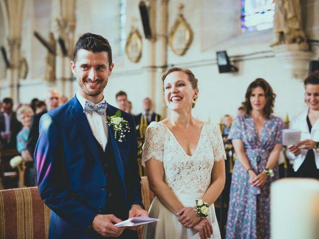Le mariage de Christophe et Emilie à Santeuil, Eure-et-Loir 36