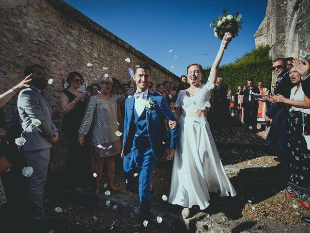 Le mariage de Christophe et Emilie à Santeuil, Eure-et-Loir 38
