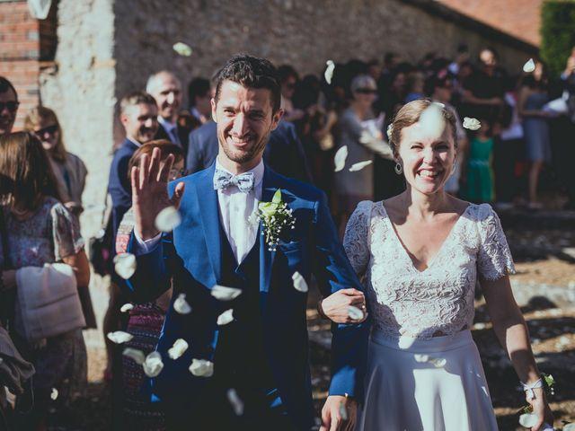 Le mariage de Christophe et Emilie à Santeuil, Eure-et-Loir 39