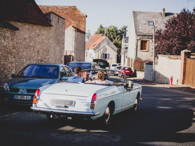 Le mariage de Christophe et Emilie à Santeuil, Eure-et-Loir 43