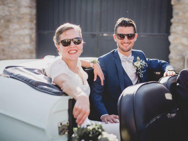 Le mariage de Christophe et Emilie à Santeuil, Eure-et-Loir 44