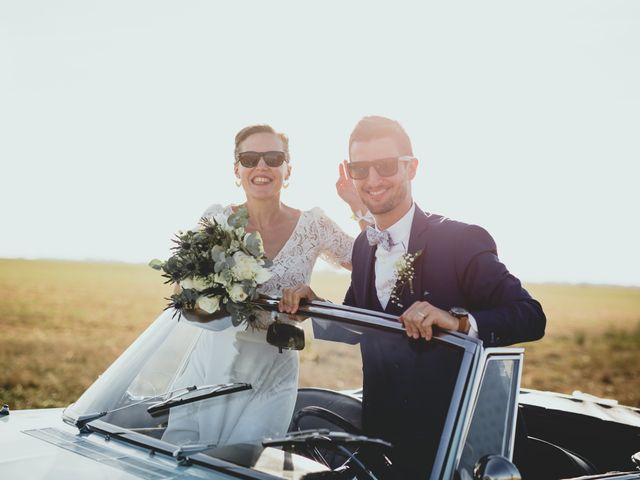 Le mariage de Christophe et Emilie à Santeuil, Eure-et-Loir 47