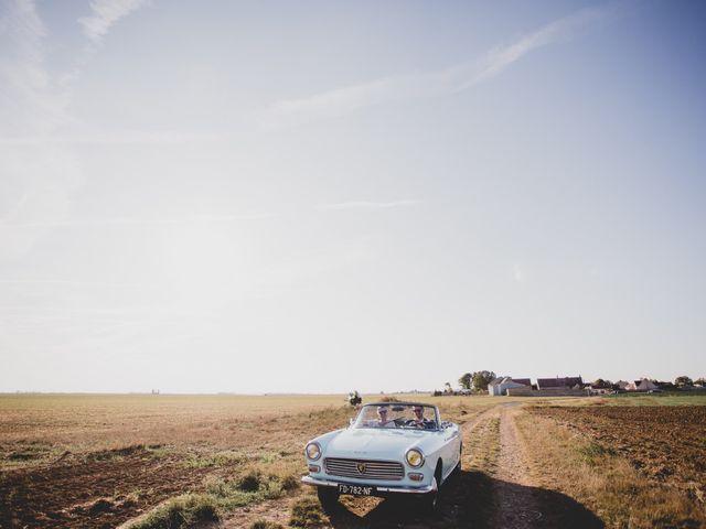 Le mariage de Christophe et Emilie à Santeuil, Eure-et-Loir 49