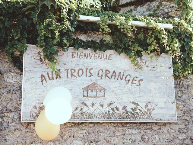 Le mariage de Christophe et Emilie à Santeuil, Eure-et-Loir 51