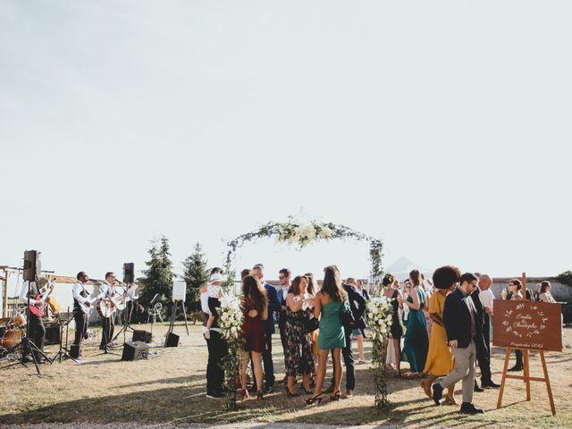 Le mariage de Christophe et Emilie à Santeuil, Eure-et-Loir 52