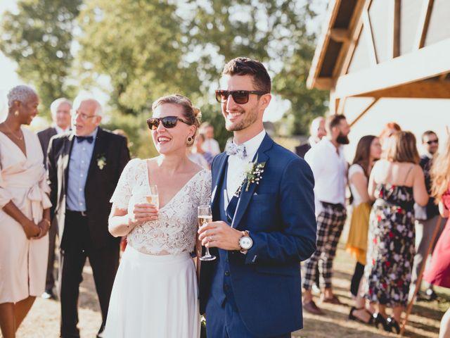 Le mariage de Christophe et Emilie à Santeuil, Eure-et-Loir 54