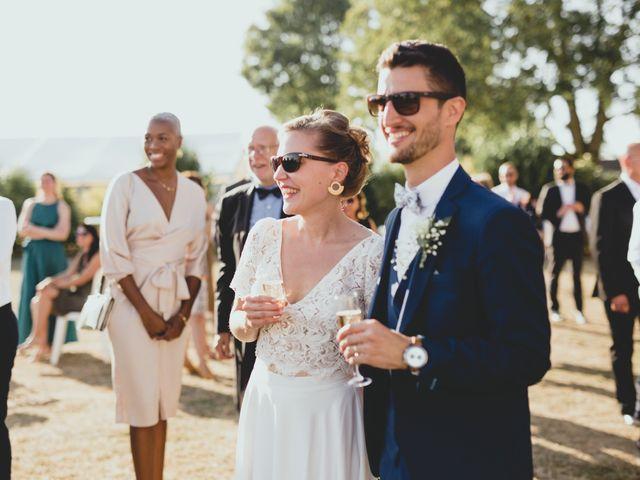 Le mariage de Christophe et Emilie à Santeuil, Eure-et-Loir 55