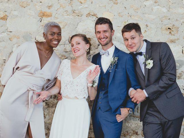 Le mariage de Christophe et Emilie à Santeuil, Eure-et-Loir 59