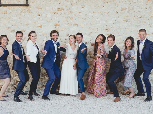 Le mariage de Christophe et Emilie à Santeuil, Eure-et-Loir 61