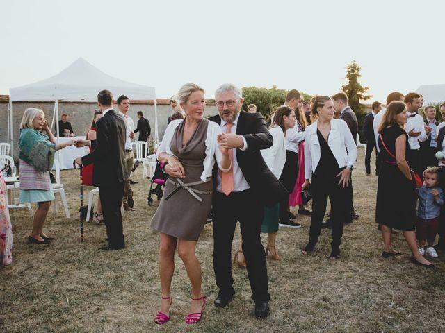 Le mariage de Christophe et Emilie à Santeuil, Eure-et-Loir 73