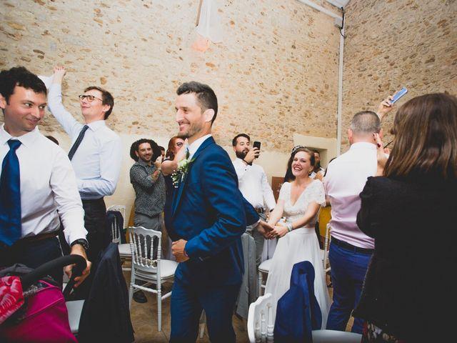 Le mariage de Christophe et Emilie à Santeuil, Eure-et-Loir 90