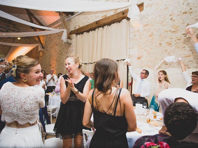 Le mariage de Christophe et Emilie à Santeuil, Eure-et-Loir 91