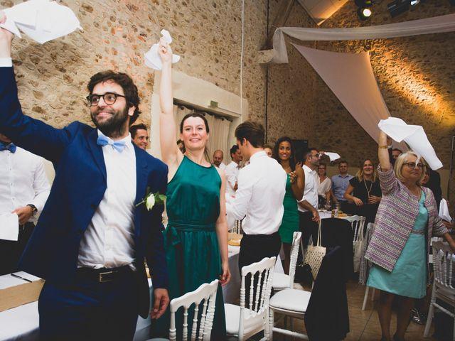 Le mariage de Christophe et Emilie à Santeuil, Eure-et-Loir 92