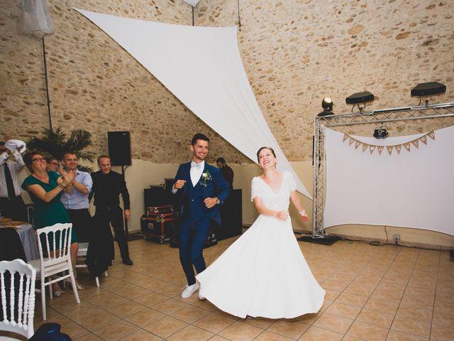 Le mariage de Christophe et Emilie à Santeuil, Eure-et-Loir 93