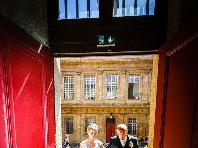 Le mariage de Romain et Léa à Aix-en-Provence, Bouches-du-Rhône 14